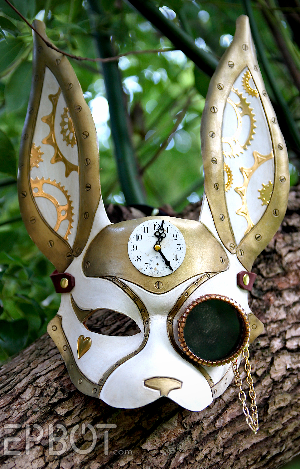 Epbot's rabbit mask tutorial